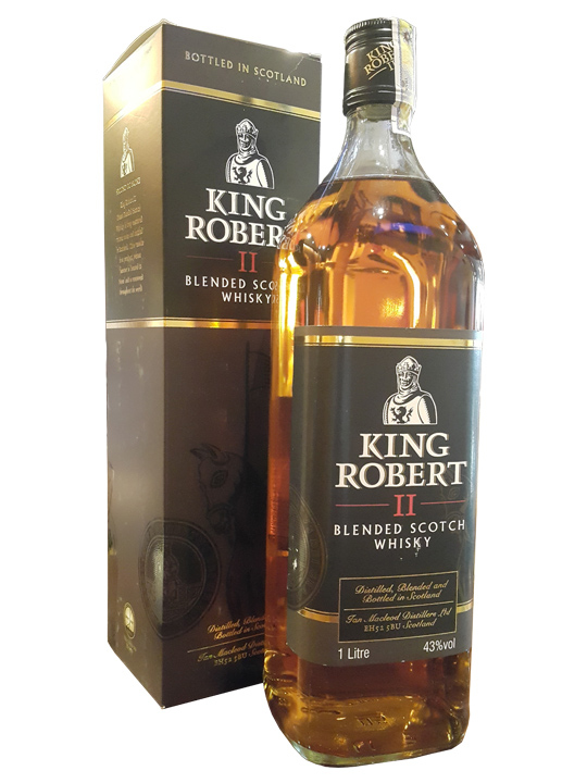 Whisky King Robert II